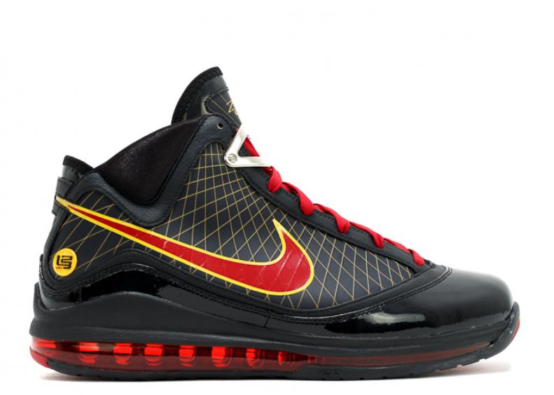 LeBron-James039-Nike-LeBron-7-Releasing-In-Exclusive-quotFairfaxquot-Colorway