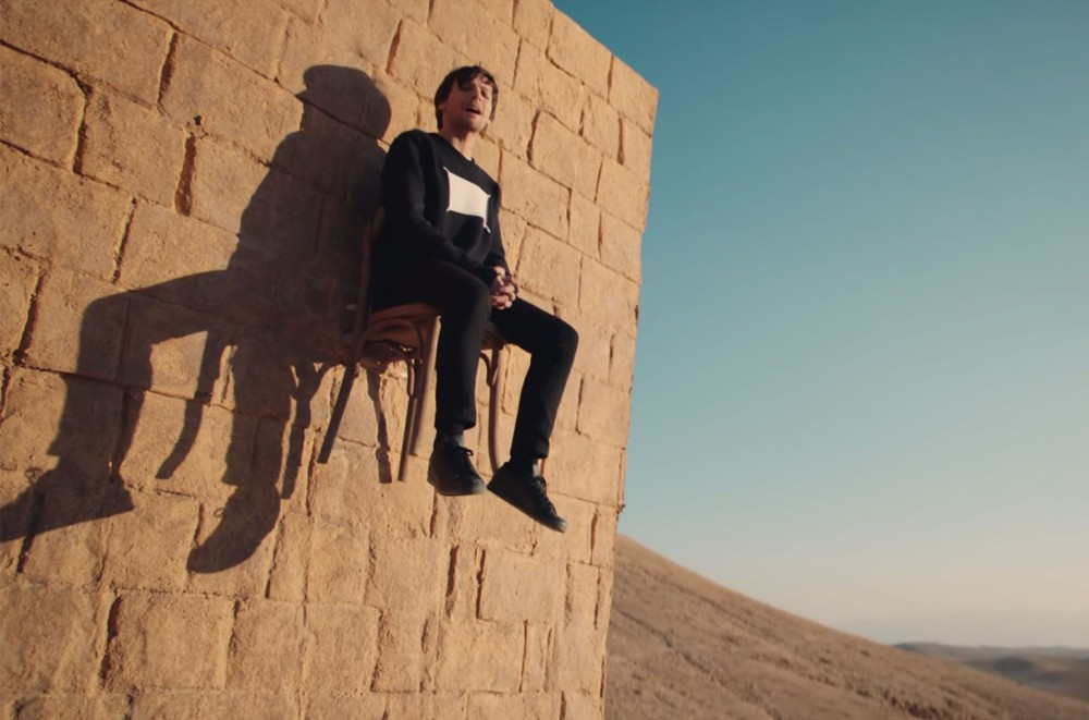 Louis Tomlinson References One Direction, Opens Mysterious Doors in 'Walls'  Watch