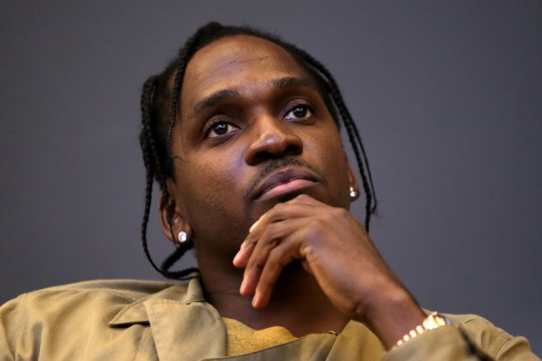 Pusha-T-Shares-Savage-Drake-Diss-Track-Drake-In-Blackface-Photo