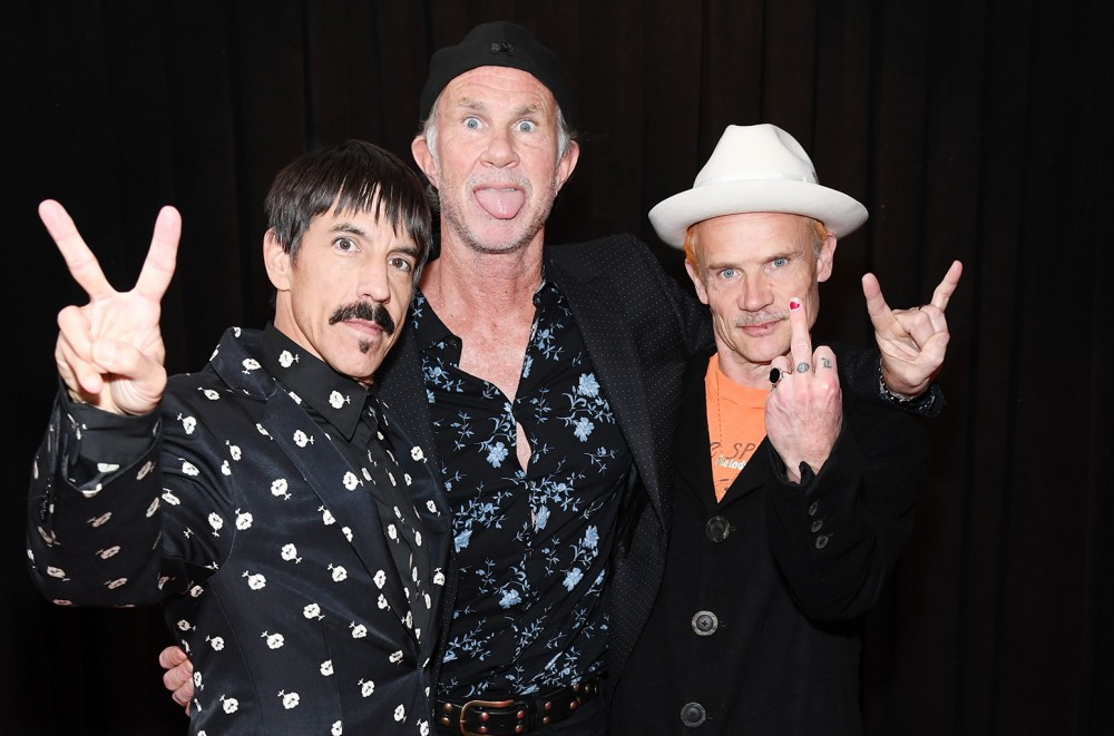 Red Hot Chili Peppers & John Frusciante Are Working on a New Album