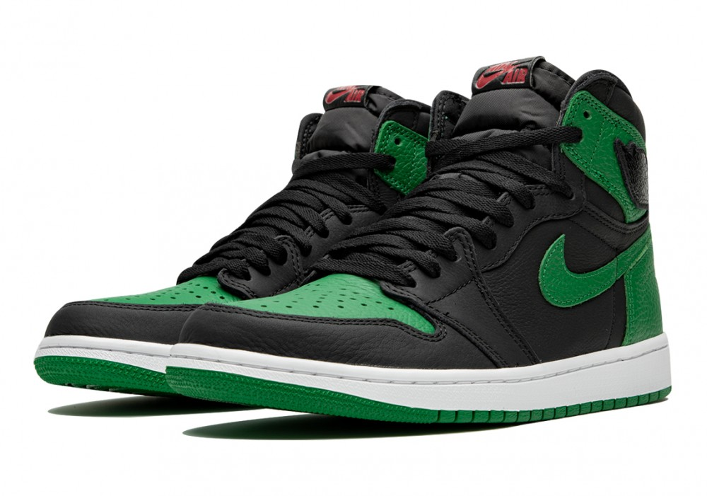 "Air Jordan 1 High OG ""Pine Green"" Coming Soon: Best Look Yet"