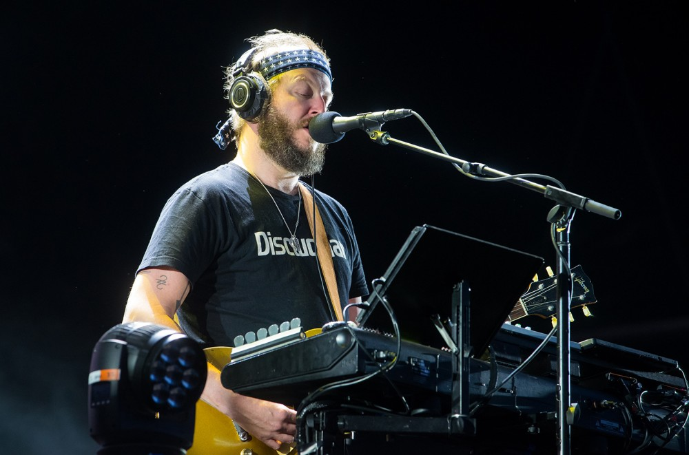 Bon Iver Plot Series of Get Out The Vote Shows in Wisconsin