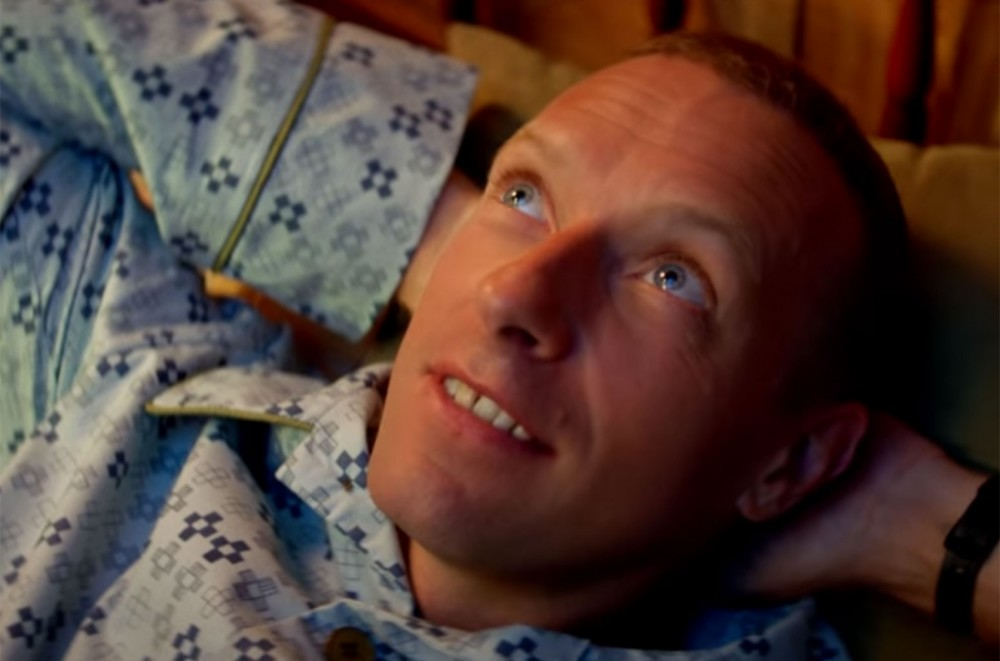 Chris Martin Goes Back to School in Coldplay's Magical 'Champion of the World'  Watch