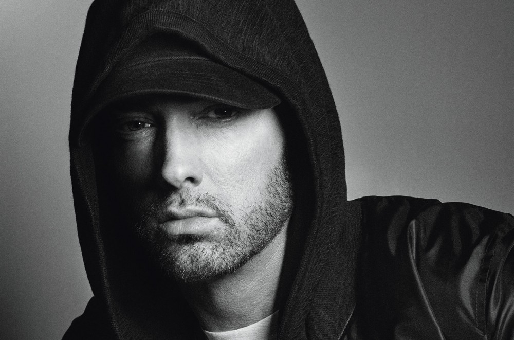 Eminem Calls for Fans to Rap as Fast & Furious as Him for New #GodzillaChallenge