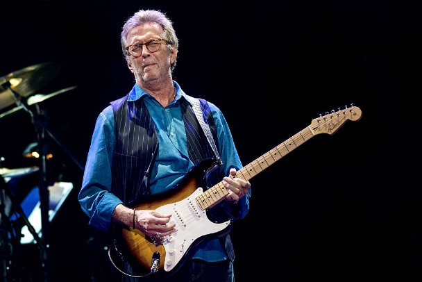 Eric Clapton, Roger Waters, Nile Rodgers, Steve Winwood, Others Play Cream & Blind Faith Songs At Ginger Baker Tribute: Watch