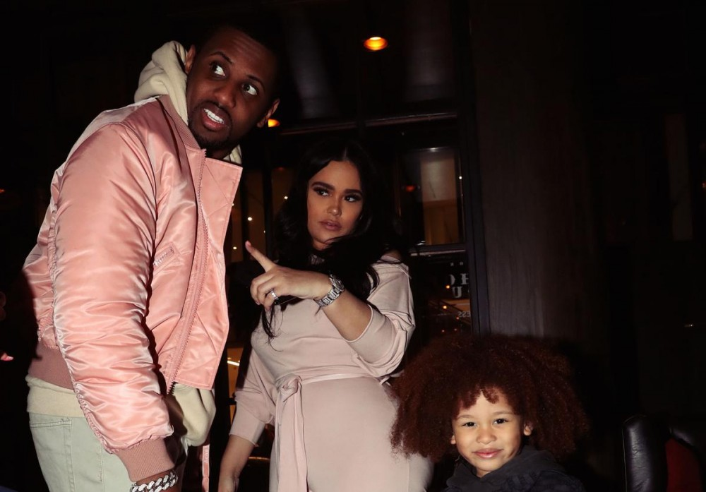 Fabolous & Fam Continue With The Fly Matching Furs