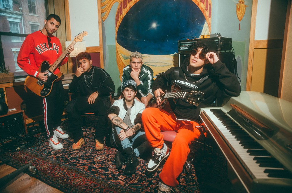 Fans Pick CNCO as Their Valentine's Latin Dream Date
