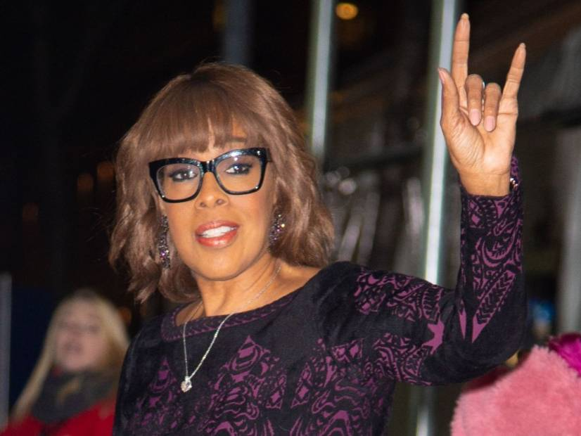 Gayle King Accepts Snoop Dogg's Public Apology