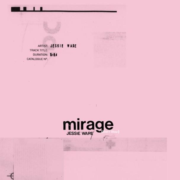"""Jessie Ware – """"Mirage (Don't Stop)"""""""