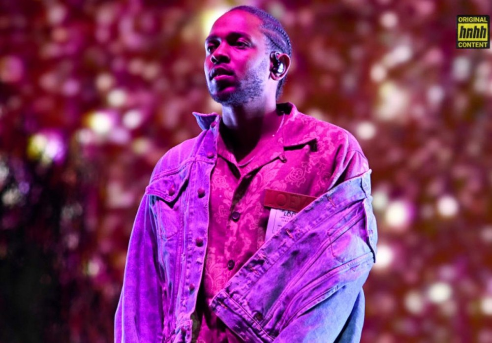 "Kendrick Lamar's ""LOVE."" Found Romance In Ambiguity"