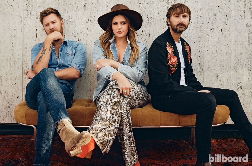 Makin' Tracks: Lady Antebellum Explores the Bittersweet Sense of Purpose In 'What I'm Leaving For'