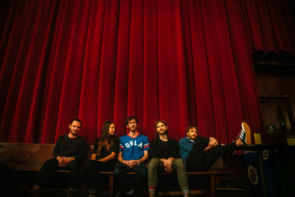 Mt. Joy Share the Eclectic Soundtrack of Their Tour With The Lumineers: Takeover Tuesday Playlist