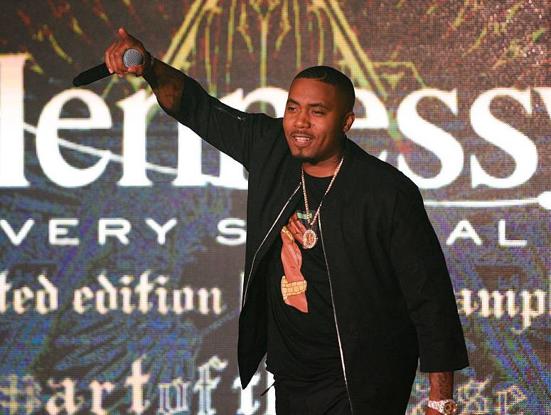 Nas Cements NBA's Hennessy Partnership With 'Lines' Commercial
