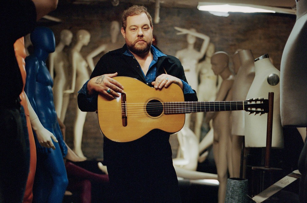 Nathaniel Rateliff's 'And It's Still Alright' Is Night Sweats Frontman's First Solo No. 1