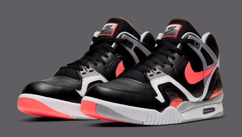 "Nike Air Tech Challenge 2 ""Black Lava"" Release Date"