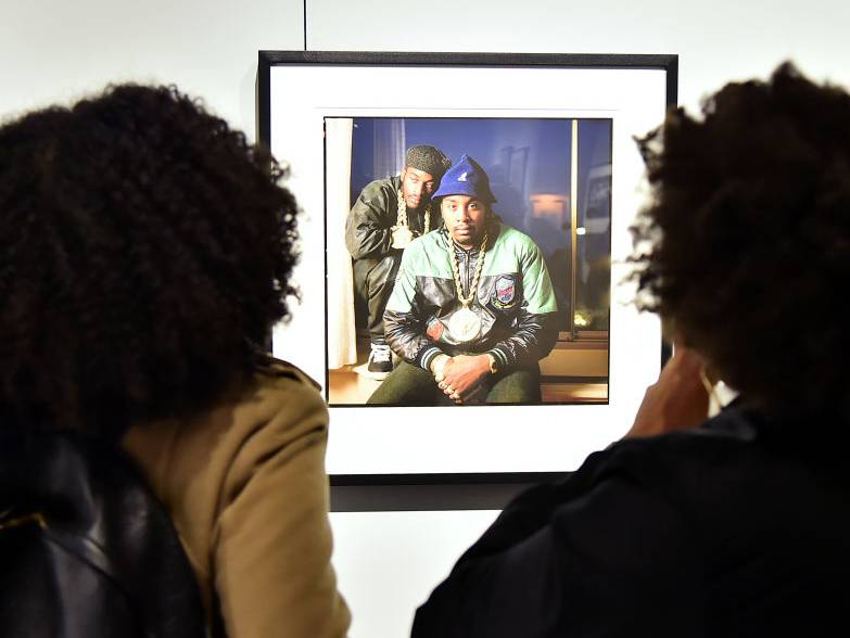 The History Of Hip Hop Culture, Fashion & Graffiti Brought To Life In Beat Positive Exhibit