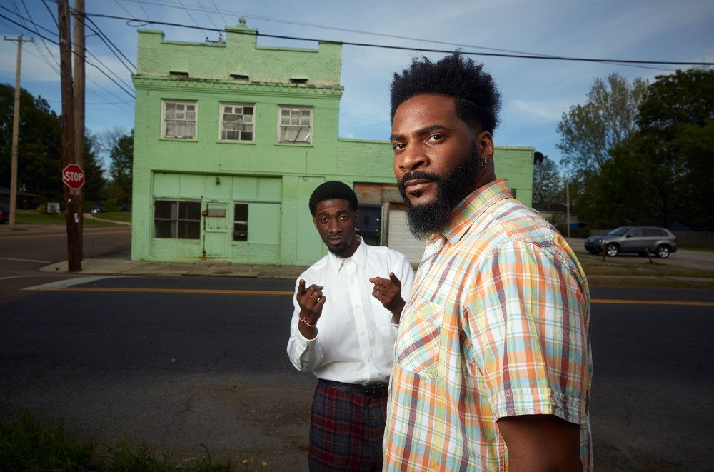 The Sensational Barnes Brothers Take It to Church With 'Trying to Go Home': Premiere