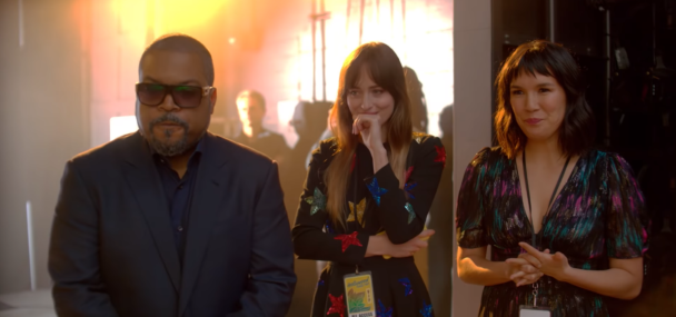 Watch Ice Cube, Diplo, & Tracee Ellis Ross As A Pop Star In The New 'The High Note' Trailer