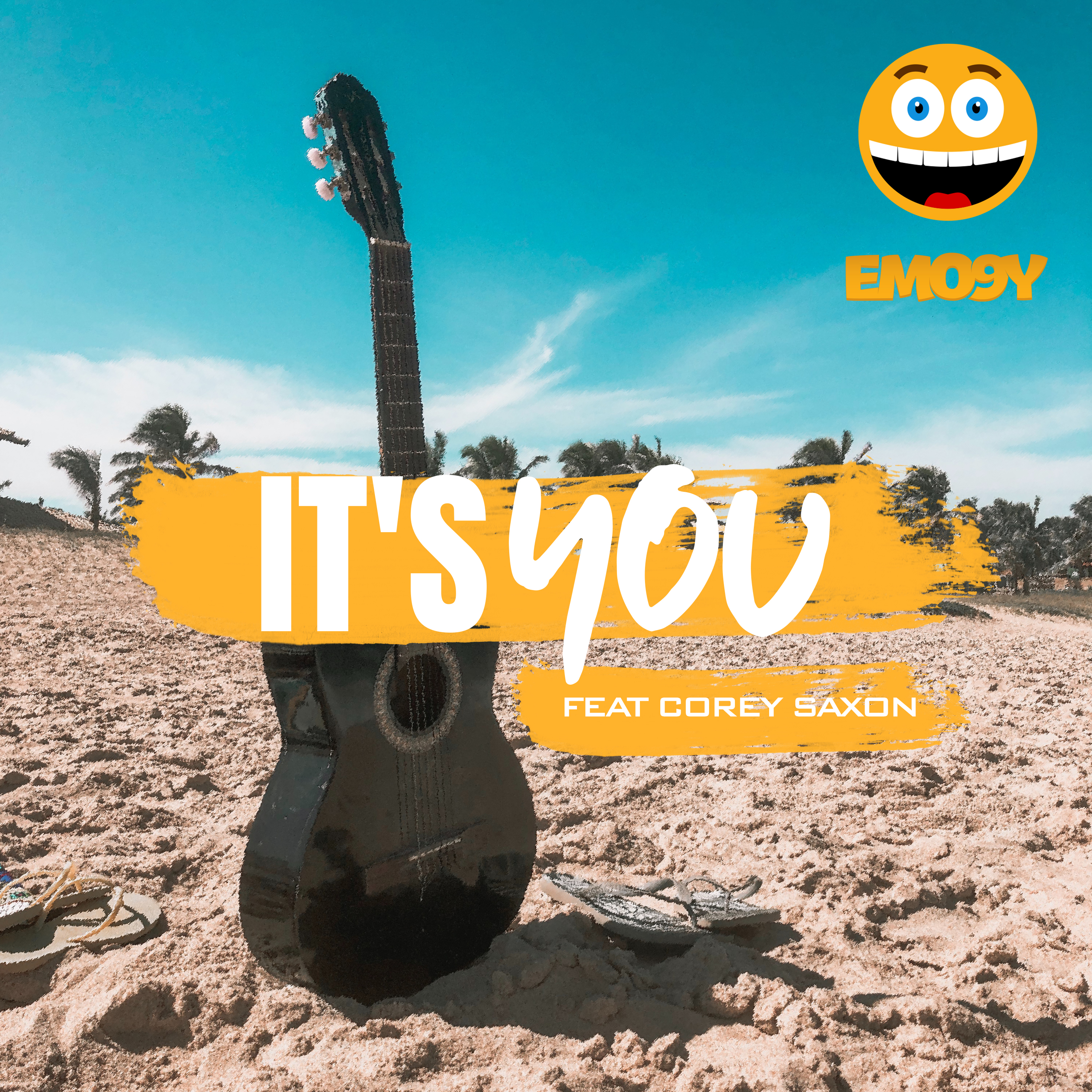 "EMO9Y Inspires The Youth With New Single ""It's You"" Feat Corey Saxon"