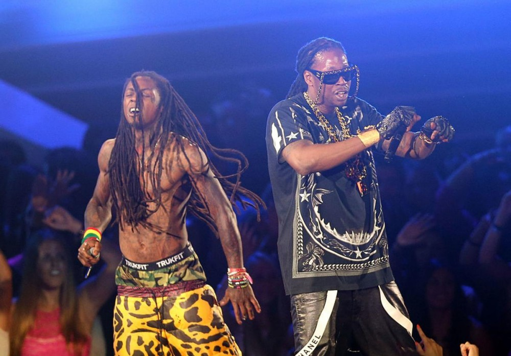 """2 Chainz & Lil Wayne Dropping """"Collegrove 2"""" This Year"""