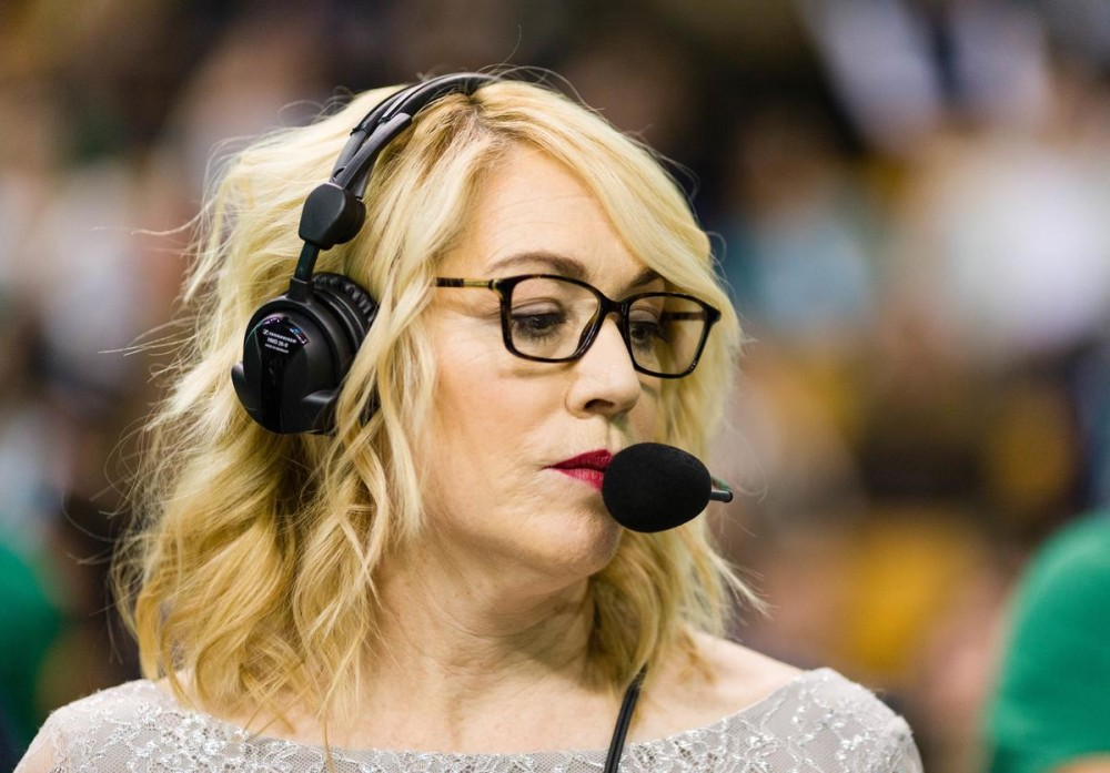 ESPN's Doris Burke Reveals She Tested Positive For Coronavirus