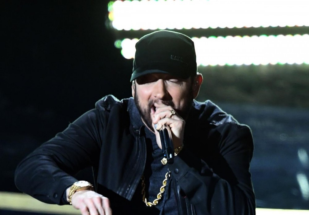 Eminem Explains What Went Wrong During Oscars Performance