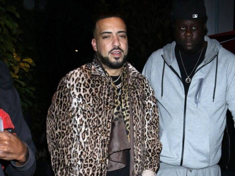 French Montana Sued For Alleged Sexual Battery