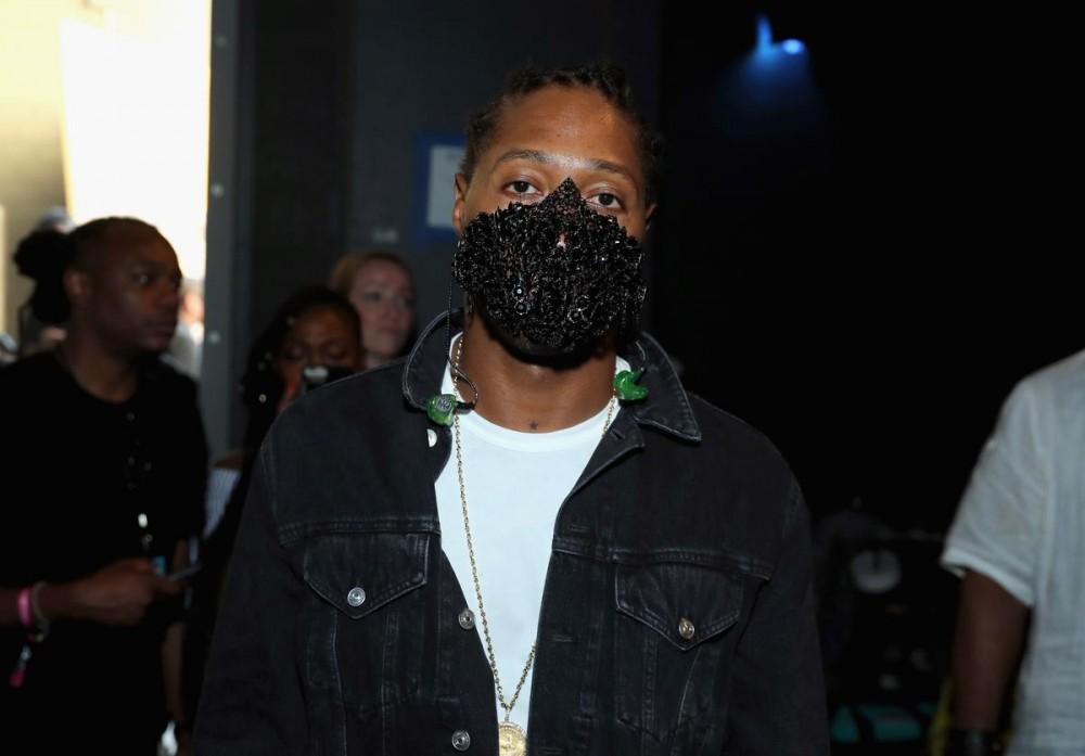 Future Donates Masks To Hospitals Amid Coronavirus Pandemic