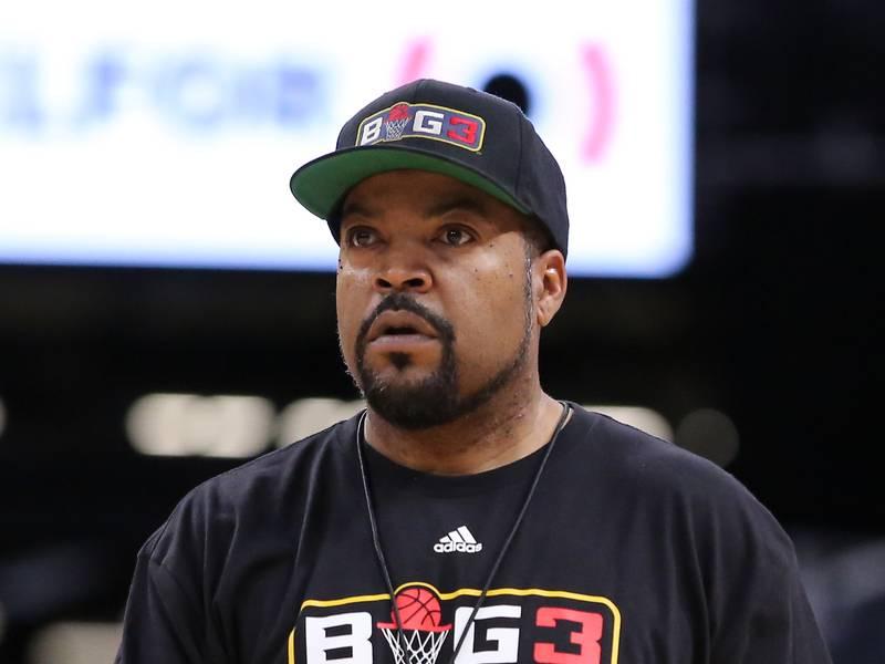Ice Cube Plotting A Reality-Style, Corona-Free BIG3 Tournament