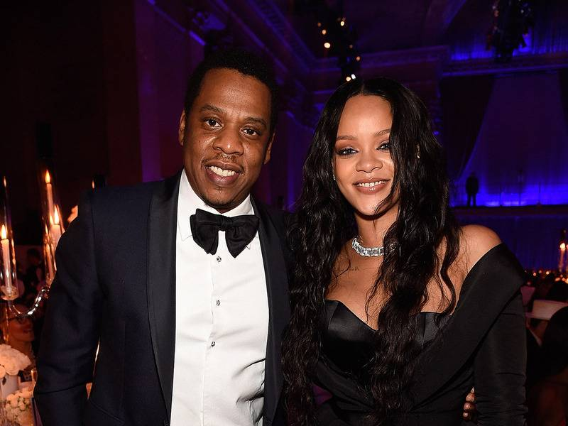 JAY-Z & Rihanna's Foundations Donate $2M To COVID-19 Relief Efforts