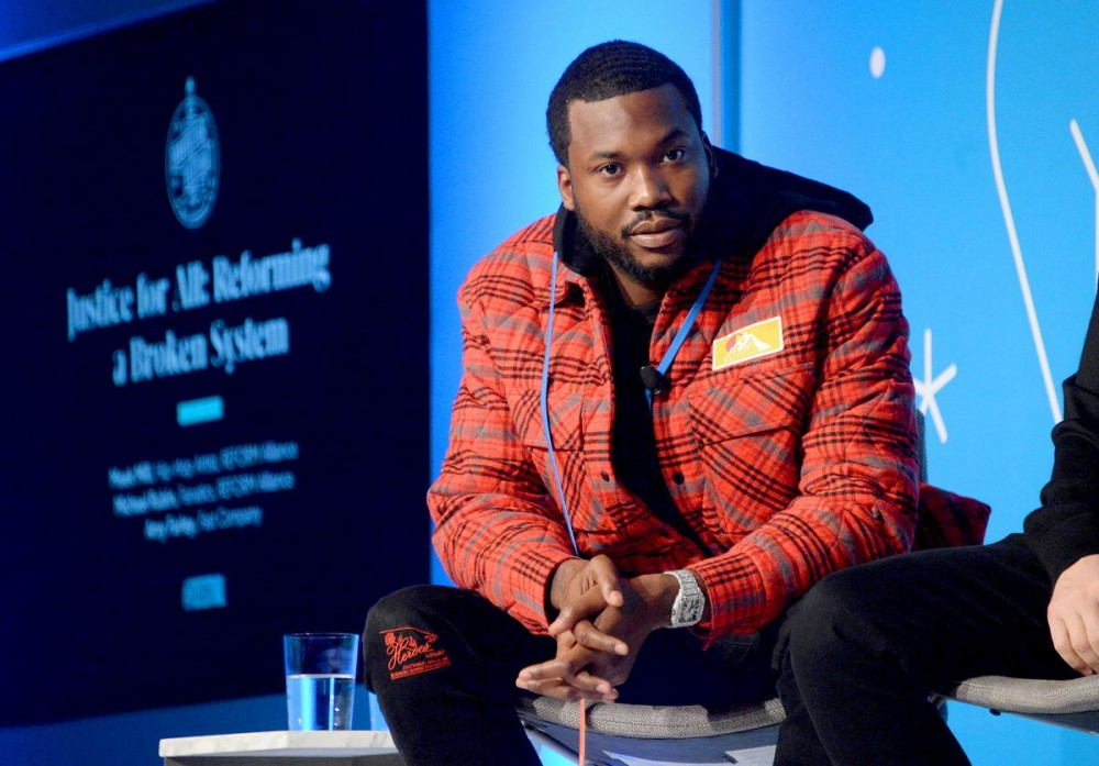 Meek Mill Denies Liking Post About Kenneth Petty's Legal Woes