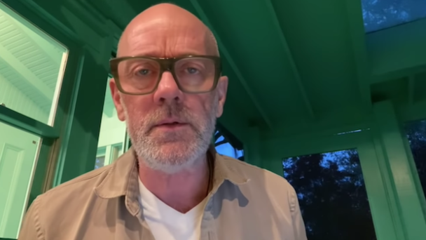 "Michael Stipe Shares Demo Of New Track With Aaron Dessner, ""No Time For Love Like Now"""