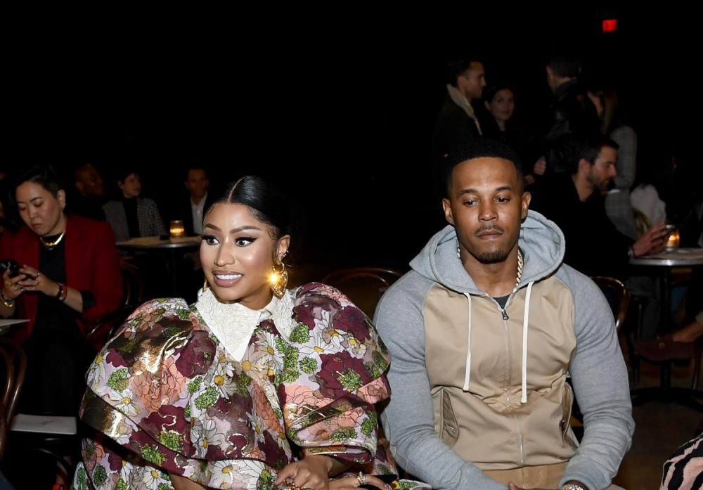 Nicki Minaj's Husband Registers As A Sex Offender In California: Report