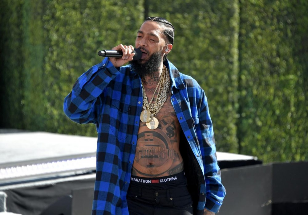 Nipsey Hussle Fans Reflect On Rapper's Death Anniversary