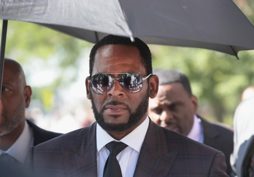 R. Kelly Asks To Be Released To GF's Pad Next To Mall: Report