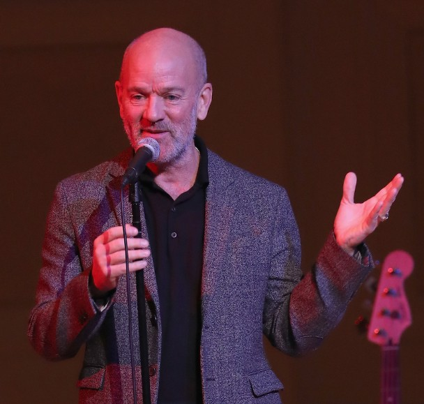 R.E.M.'s Michael Stipe Apparently Has 18 Solo Songs Ready To Go