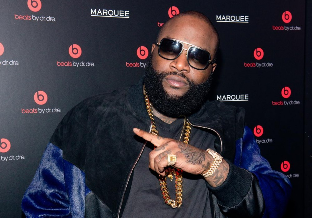 Rick Ross Clears 7-Figure Debt With IRS: Report