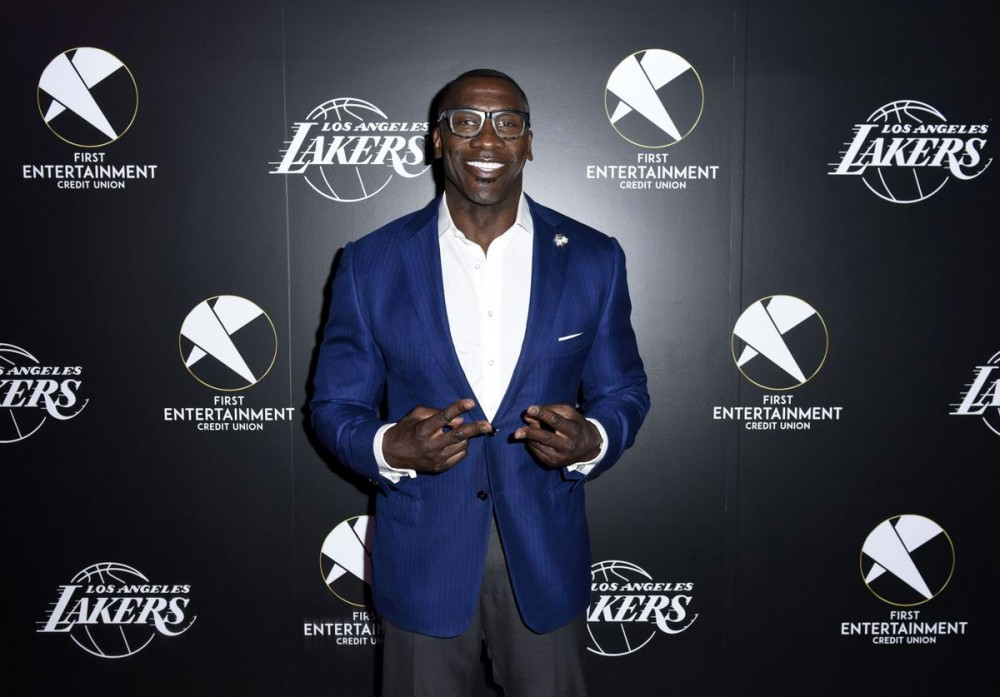 Shannon Sharpe Reveals Shoe Kobe Bryant Gifted Him In 2004