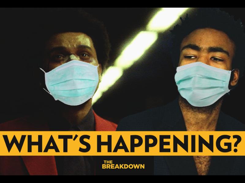 The Breakdown | The Quarantine Effect On Hip Hop