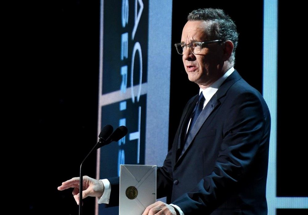 Tom Hanks Gives Health Update Featuring Vegemite & Australians Are Triggered