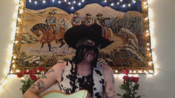 Watch-Orville-Peck-Cover-quotIslands-In-The-Streamquot-In-Tribute-To-Kenny-Rogers