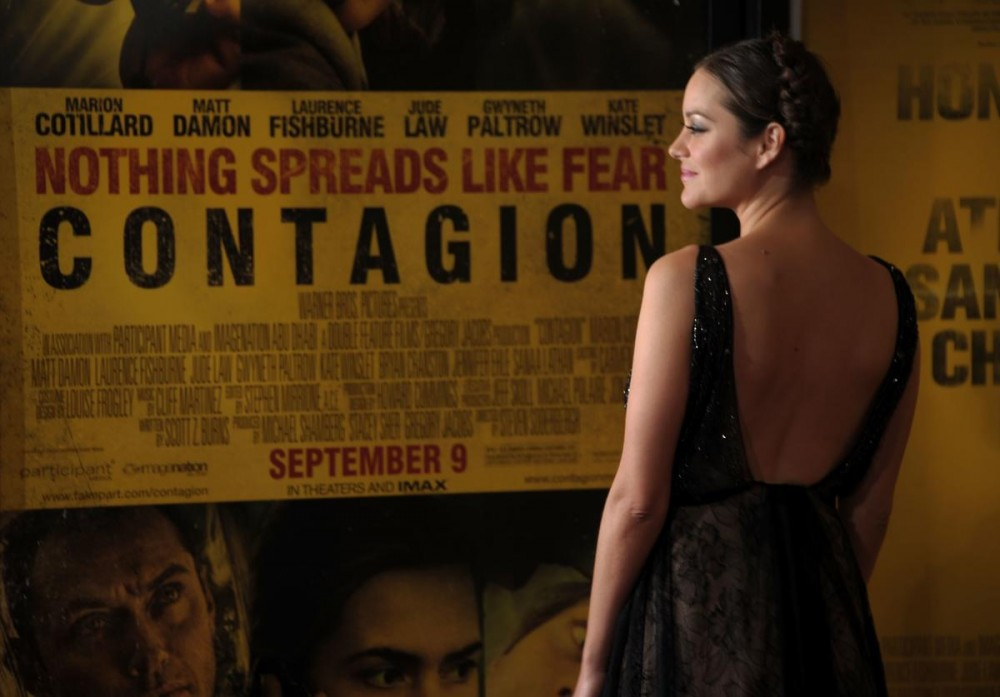 """Contagion"" Stars Film ""Virtual Reunion"" PSA's For Coronavirus"