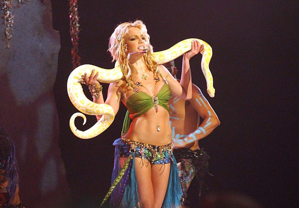 """""""Tiger King"""" Stars Doc Antle & Carole Baskin Have Strange Britney Spears Connections"""
