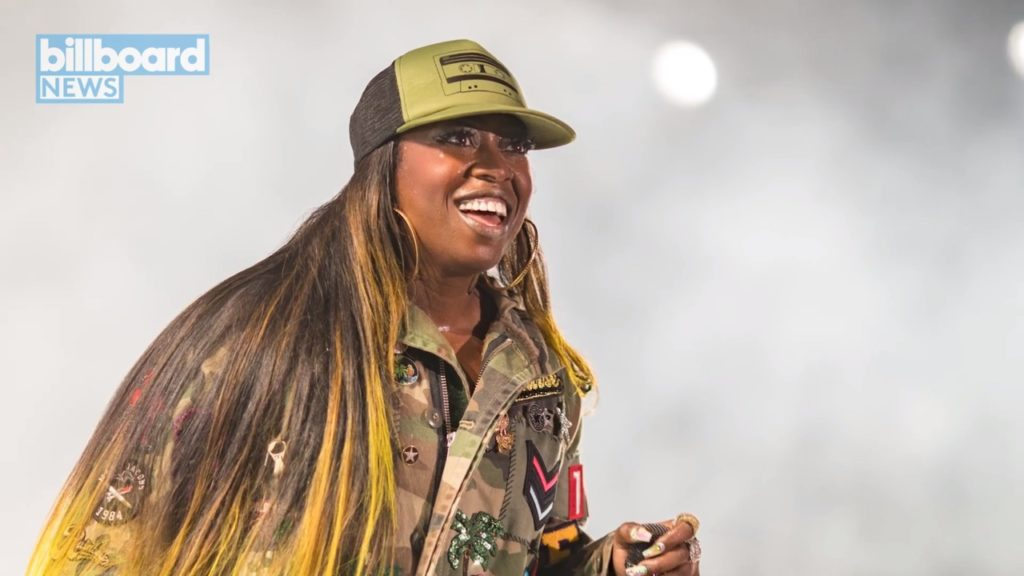 Missy Elliott's 'Cool Off' Video Is the Colorful Dance Party We All Want to Join Right Now