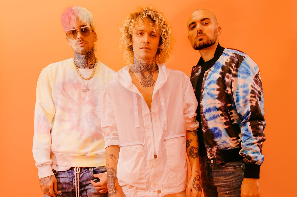 Watch Cheat Codes Get Terrorized in Bella Thorne-Directed 'No Service in the Hills' Video