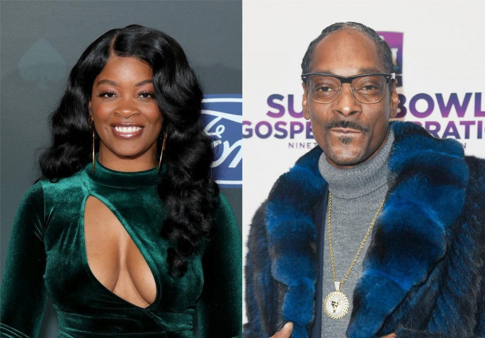 Ari Lennox Gives Snoop Dogg A Taste Of His Own Medicine