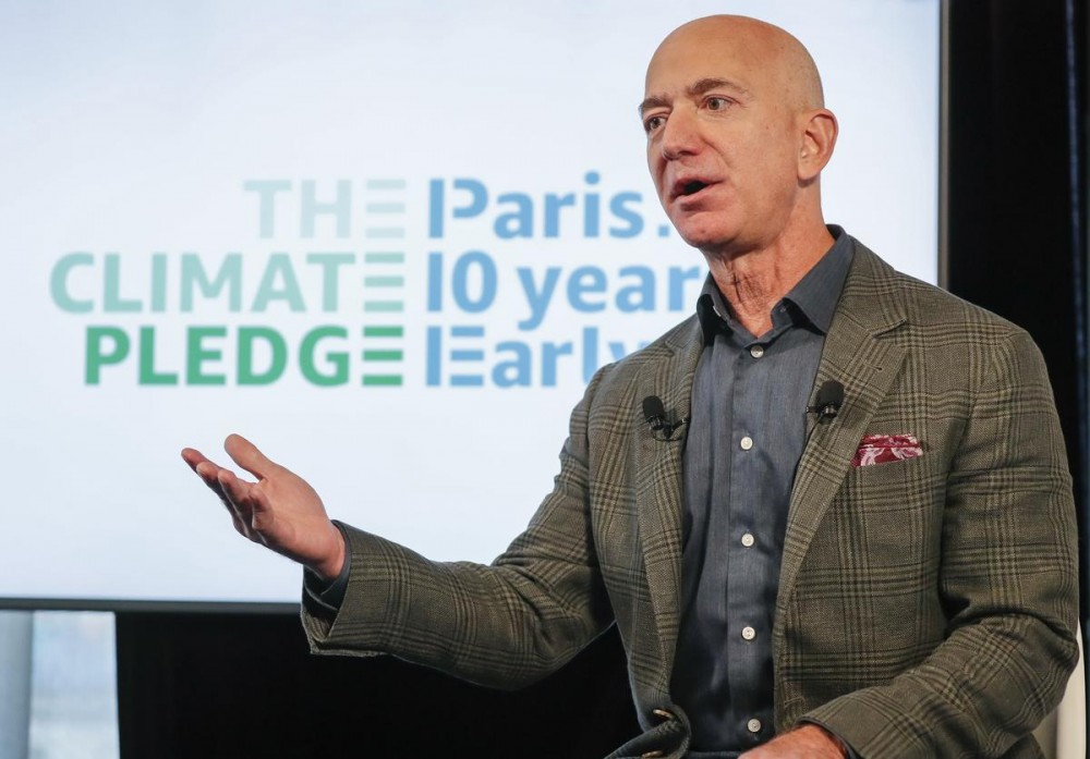 Jeff Bezos Puts Wealth To Good Use With Humongous Donation