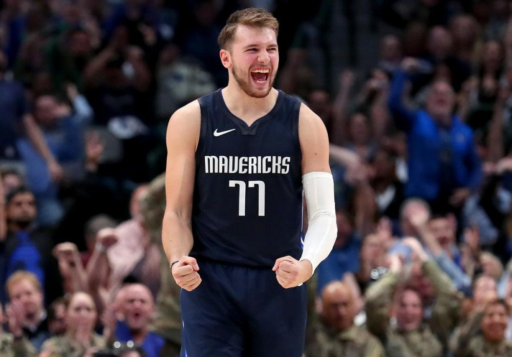 Luka Doncic Apologizes For Racist Video