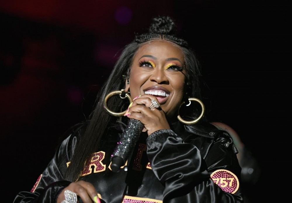 """Missy Elliott Fans Want To See Her Battle On IG Live But She Says """"Nah"""""""