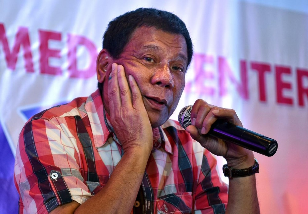 Philippine President Threatens To Shoot Citizens Violating COVID-19 Quarantine